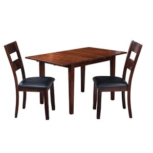 Armstrong 3 Piece Dining Set by TTP Furnish