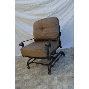 Kristy Patio Chair with Cushion