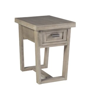 Graphite End Table by Panama Jack Home Find