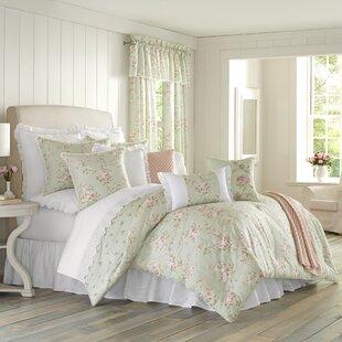 Kiley Comforter Set by Ophelia & Co.