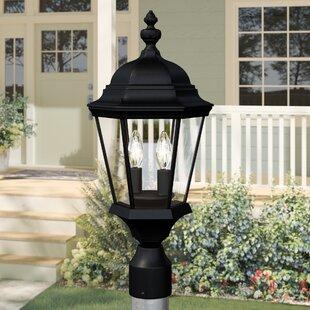 Edgartown Outdoor Post Lantern by Birch Lane? Heritage