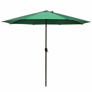 Zamora 9' Market Umbrella by Alcott Hill