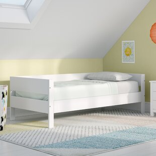 Annora European Single Convertible Toddler Bed By Harriet Bee