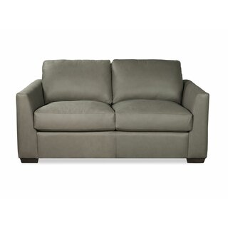 Arlo Leather Loveseat by Craftmaster SKU:DA690925 Order