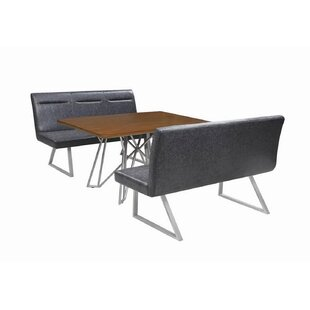 Fernando 3 Piece Dining Set