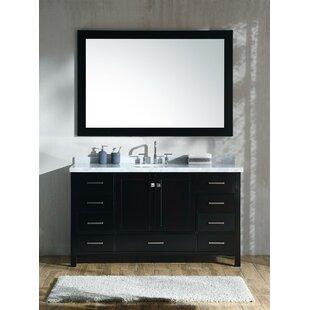 Bargain Marine 61 Single Bathroom Vanity Set ByAndover Mills