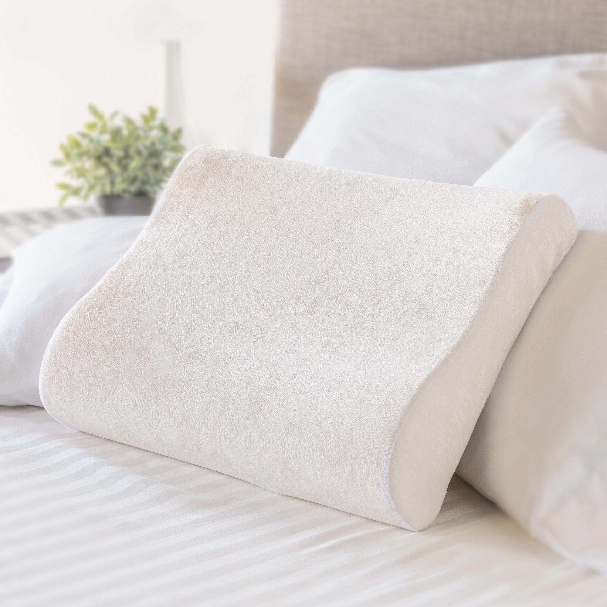 DIY Pillows MEMORY FOAM CONTOUR PILLOW