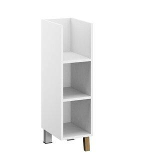 Carlsson 23cm Wide Clothes Storage System By Rauch