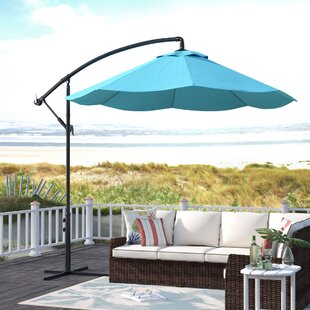 Vassalboro 10' Cantilever Umbrella by Breakwater Bay