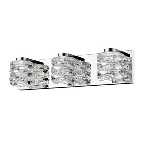 dawson 3light led vanity light