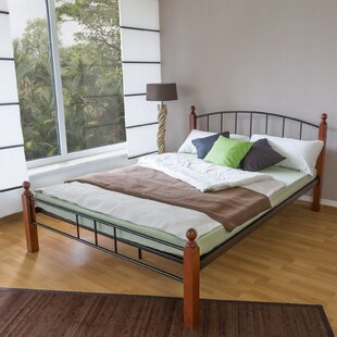 Albanese Super King Metal Bed Frame By Ophelia & Co.