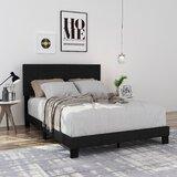 Tezcan Queen Upholstered Standard Bed by Latitude Run®
