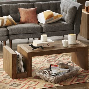 Caspar Coffee Table By Mistana