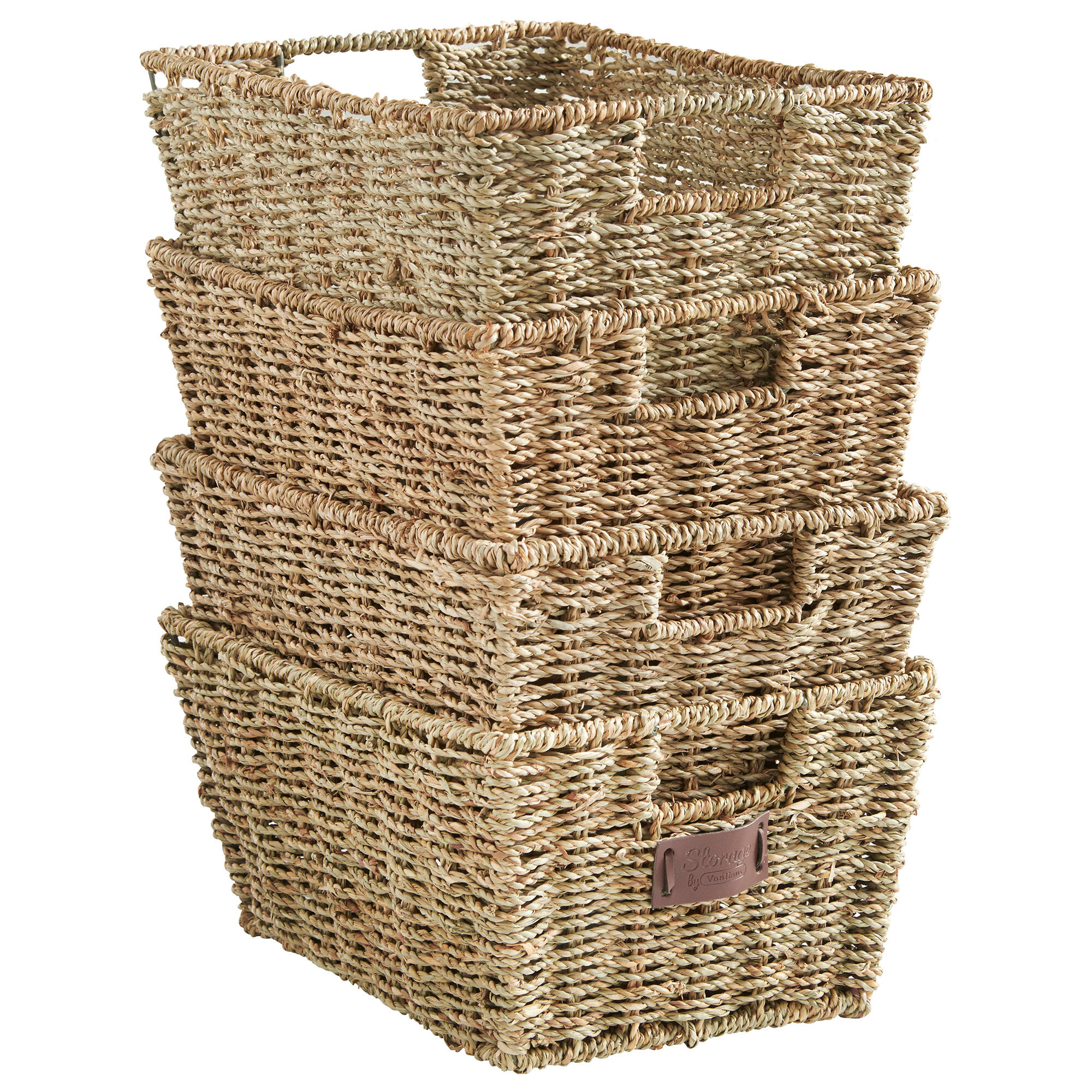 Preferred Seagrass Storage Basket & Reviews | Joss & Main OW56