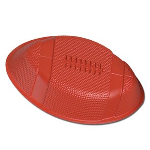 Football Plastic Serving Tray (Set of 24)