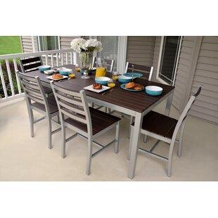 Elan Furniture Loft Outdoor Dining Set