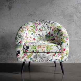Renteria Tub Chair By Bay Isle Home