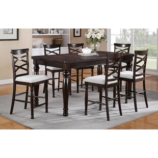 Darby Home Co Hawkes Extendable Dining Ta..