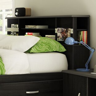 Affordable Lazer Full Bookcase Headboard by South Shore Reviews (2019) & Buyer's Guide