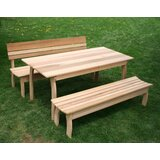 Tifton Cedar Dining Set