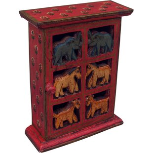 Samiya Key Box By World Menagerie