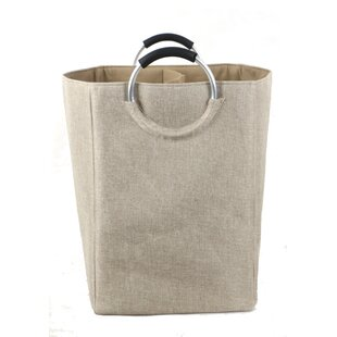 Winston Porter Premium Portable Laundry Hamper