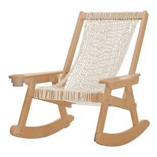 Pawleys Island Coastal Duracorda Rocking Chair