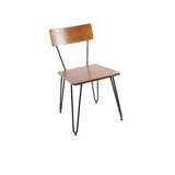 NV Solid Wood Dining Chair by BFM Seating