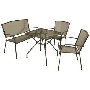 Wabasso 4 Seater Dining Set Image