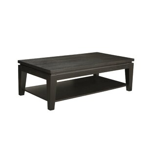 Ikon Asia Coffee Table with Shelf by Sunpan ..