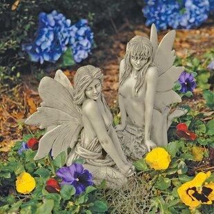 The Enchanted Garden Fairies Marilee Statue