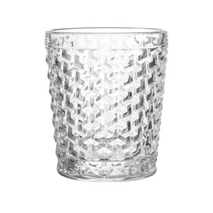 Bistro Weave Glass Cocktail Glass (Set of 4)