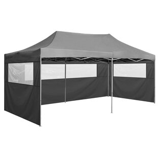 Boulton 3m X 6m Steel Pop-Up Party Tent By Sol 72 Outdoor