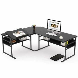 Velda L-Shape Desk