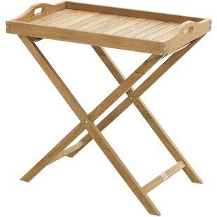 Willington Folding Teak Side Table By Sol 72 Outdoor
