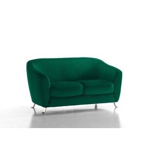 Damaris 2 Seater Loveseat By Canora Grey