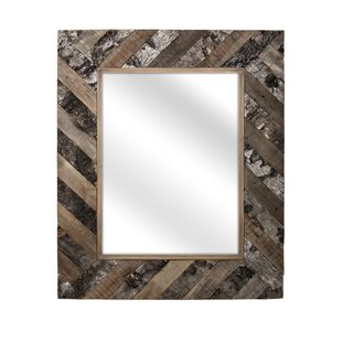 Foundry Select Armisen Bark Accent Mirror