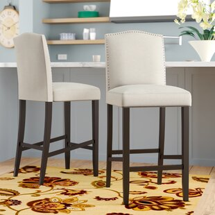 Baltimore 30 Bar Stool (Set Of 2) by Alcott Hill 2019 Coupon
