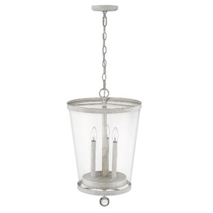 Mulhern 3-Light Lantern Pendant by House ..