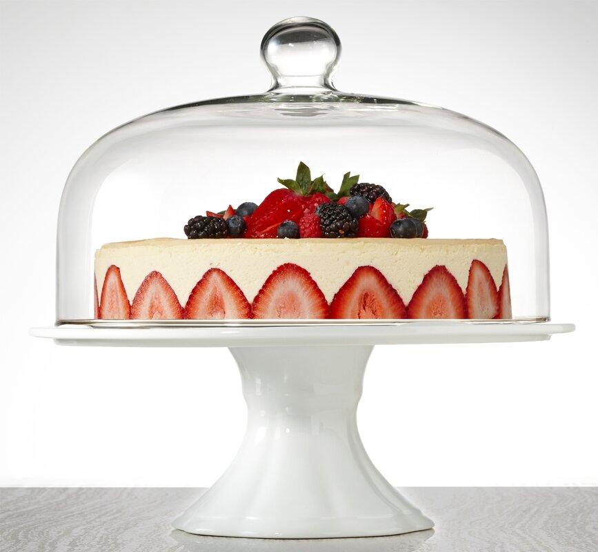 Bianco Extra Large Pedestal Cake Stand