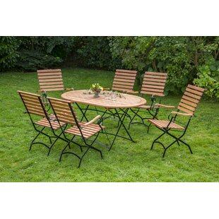 Collinward 6 Seater Dining Set By Sol 72 Outdoor