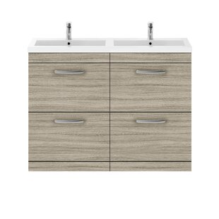 Maddalena 1200mm Free-Standing Vanity Unit By Zipcode Design
