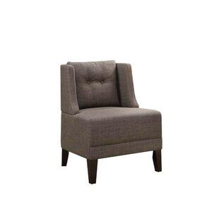 Charlton Home Holsey Slipper Chair