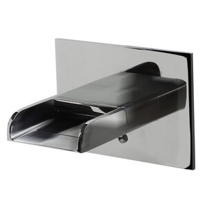 Waterfall Wall Mount Tub Filler