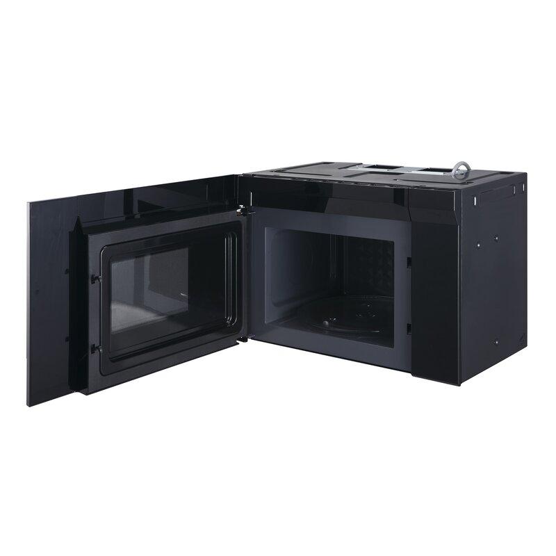 Avanti 24 134 Cu Ft Over The Range Microwave Wayfair