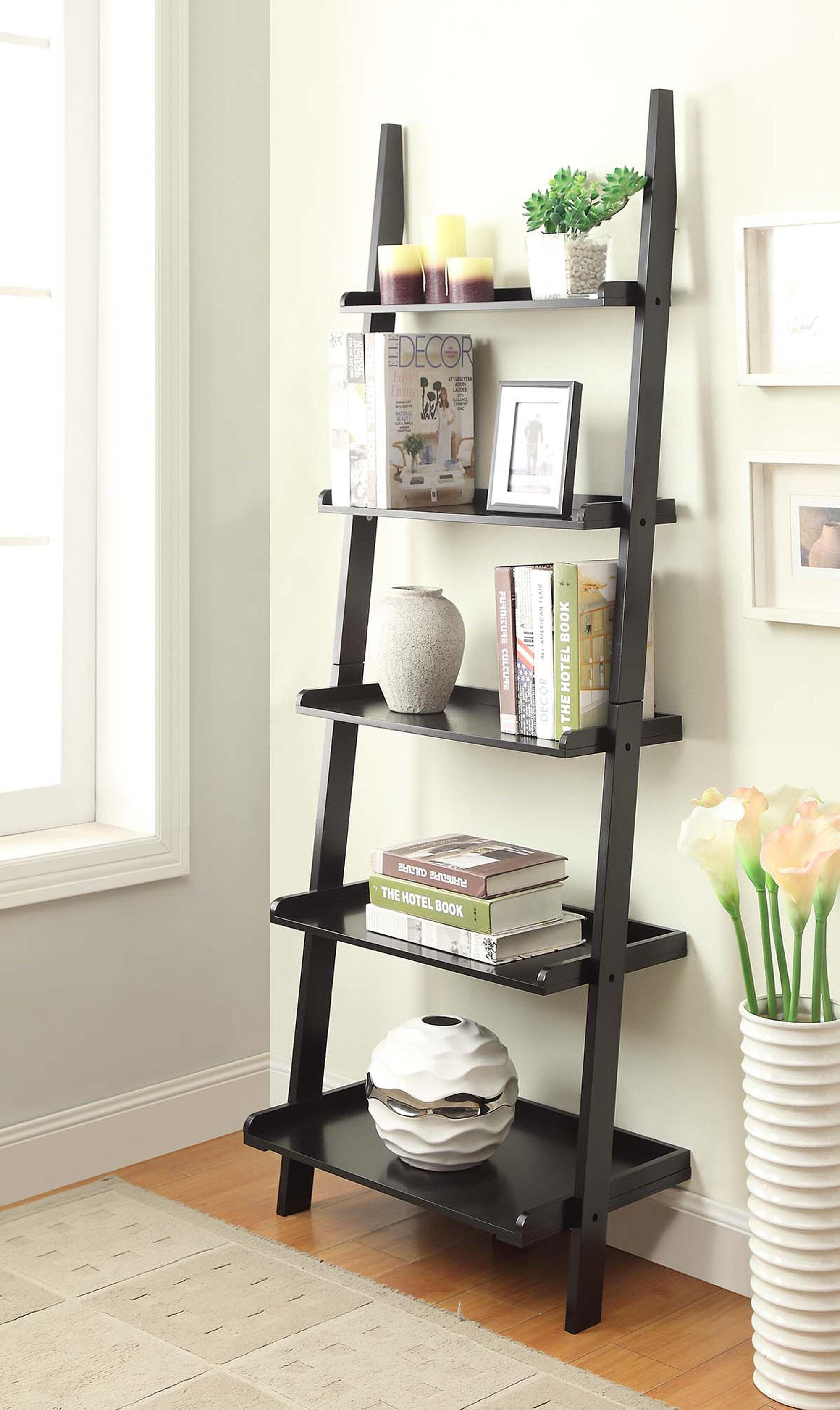 Gilliard Ladder Bookcase