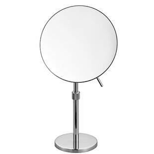 Compare prices Bustillos Magnifying Makeup/Shaving Mirror By Rebrilliant