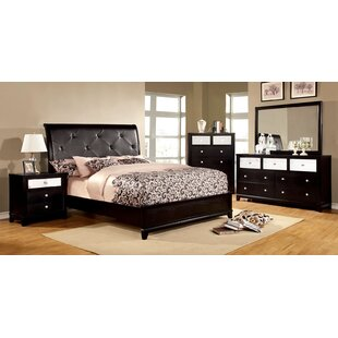 Boyd Sleigh Configurable Bedroom Set