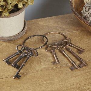 Key Ring Du00e9cor Set (Set of 2)
