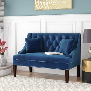 Beaulah Upholstered Bench by Willa Arlo Interiors